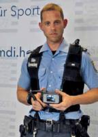 Information des hessischen Innenministeriums zur Einführung der Bodycams.