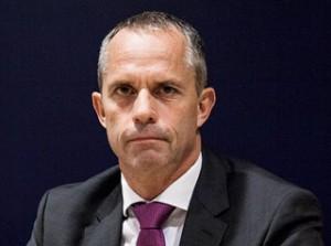 """Europol-Vize und Chef der Abteilung """"Operationen"""", Wil van Germert. (Bild: Europol)"""